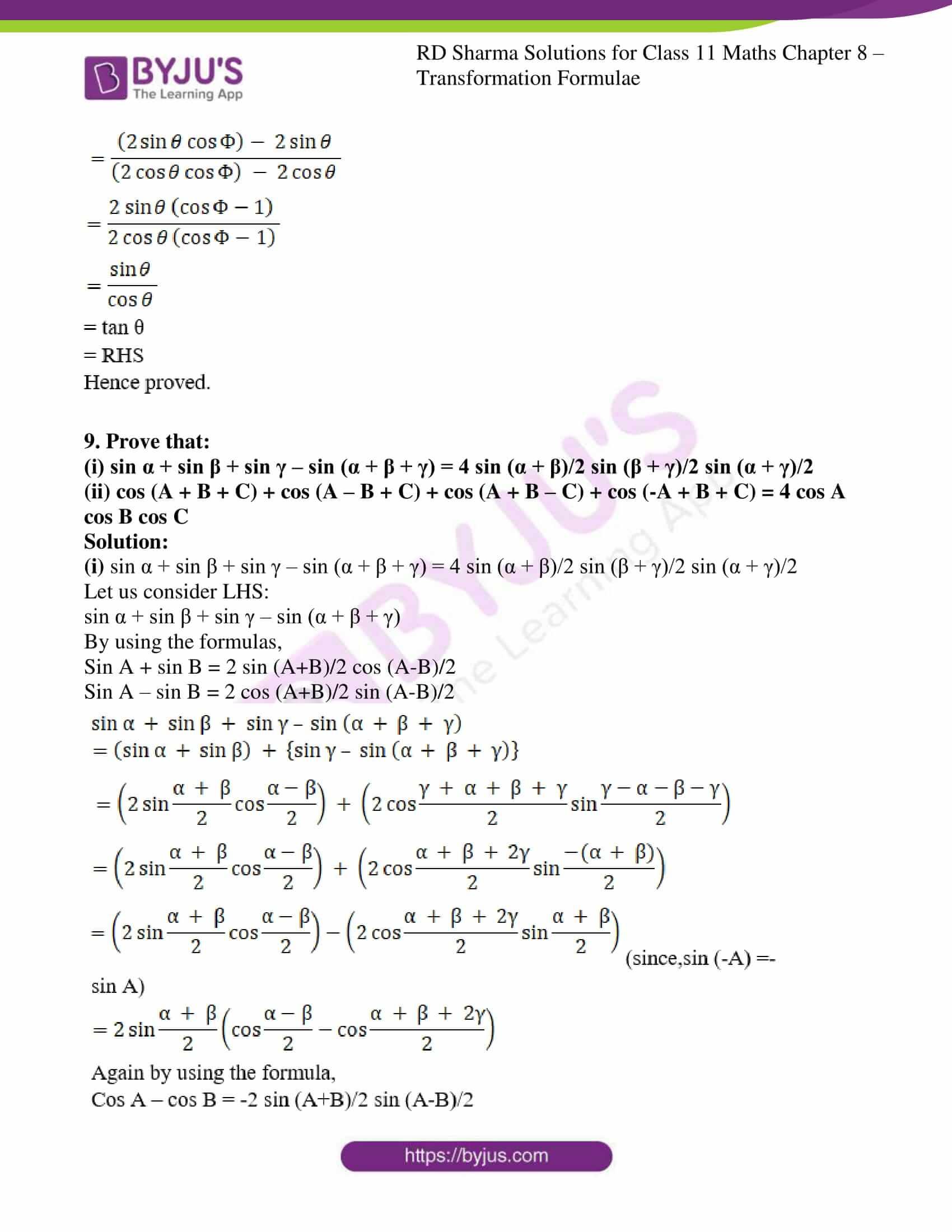rd sharma class 11 maths ch 8 ex 2 28