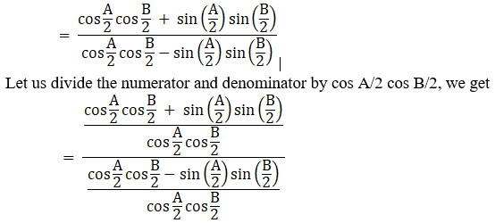 RD Sharma Solutions for Class 11 Maths Chapter 10 – Sine and Cosine Formulae and their Applications image - 20