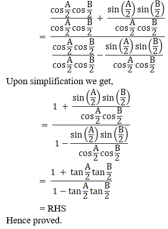 RD Sharma Solutions for Class 11 Maths Chapter 10 – Sine and Cosine Formulae and their Applications image - 21