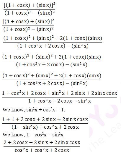 RD Sharma Solutions for Class 11 Maths Chapter 5 – Trigonometric Functions image - 17