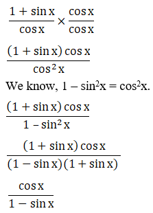 RD Sharma Solutions for Class 11 Maths Chapter 5 – Trigonometric Functions image - 19