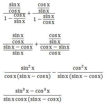 RD Sharma Solutions for Class 11 Maths Chapter 5 – Trigonometric Functions image - 10