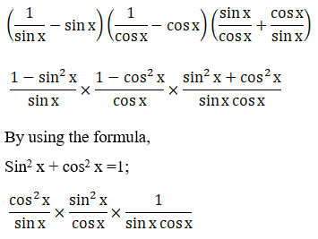 RD Sharma Solutions for Class 11 Maths Chapter 5 – Trigonometric Functions image - 1