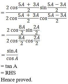 RD Sharma Solutions for Class 11 Maths Chapter 8 – Transformation Formulae image - 27