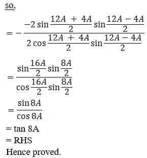 RD Sharma Solutions for Class 11 Maths Chapter 8 – Transformation Formulae image - 29