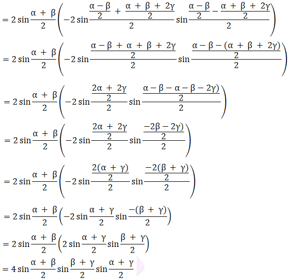 RD Sharma Solutions for Class 11 Maths Chapter 8 – Transformation Formulae image - 39