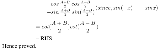 RD Sharma Solutions for Class 11 Maths Chapter 8 – Transformation Formulae image - 11