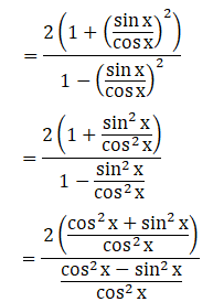 RD Sharma Solutions for Class 11 Maths Chapter 9 – Values of Trigonometric Functions at Multiples and Submultiples of an Angle image - 14