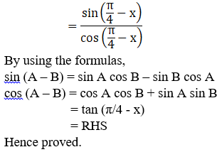 RD Sharma Solutions for Class 11 Maths Chapter 9 – Values of Trigonometric Functions at Multiples and Submultiples of an Angle image - 6