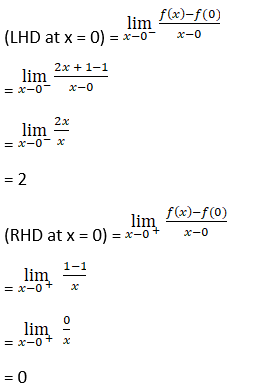 RD Sharma Solutions for Class 12 Maths Chapter 10 Differentiablity Image 12