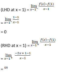 RD Sharma Solutions for Class 12 Maths Chapter 10 Differentiablity Image 13