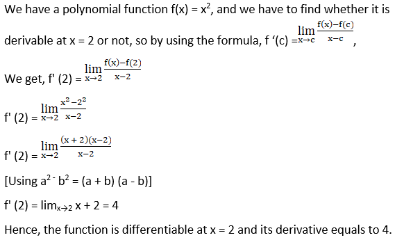 RD Sharma Solutions for Class 12 Maths Chapter 10 Differentiablity Image 14