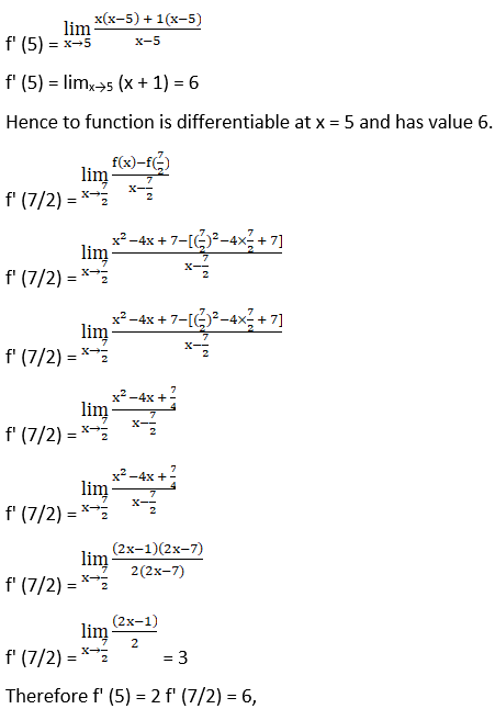 RD Sharma Solutions for Class 12 Maths Chapter 10 Differentiablity Image 16