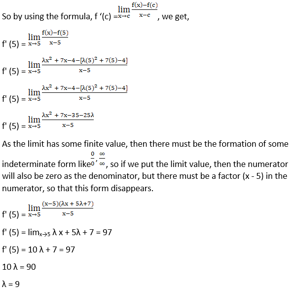 RD Sharma Solutions for Class 12 Maths Chapter 10 Differentiablity Image 18