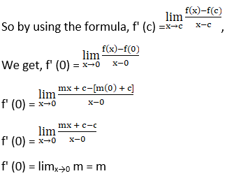 RD Sharma Solutions for Class 12 Maths Chapter 10 Differentiablity Image 21
