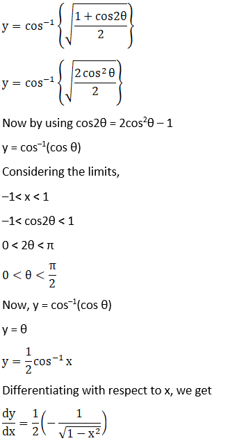 RD Sharma Solutions for Class 12 Maths Chapter 11 Diffrentiation Image 126