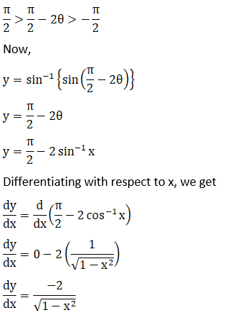 RD Sharma Solutions for Class 12 Maths Chapter 11 Diffrentiation Image 144