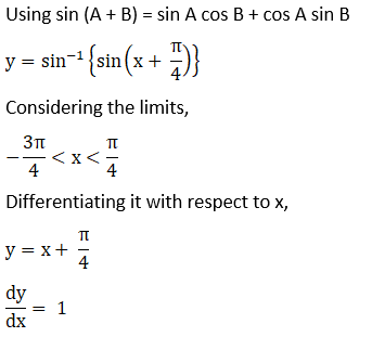 RD Sharma Solutions for Class 12 Maths Chapter 11 Diffrentiation Image 150