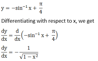 RD Sharma Solutions for Class 12 Maths Chapter 11 Diffrentiation Image 169