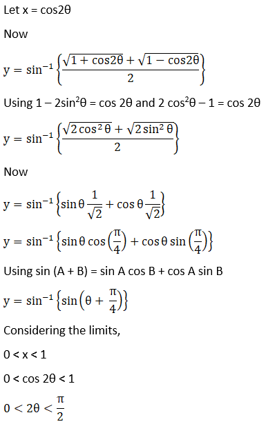 RD Sharma Solutions for Class 12 Maths Chapter 11 Diffrentiation Image 181