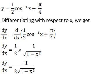 RD Sharma Solutions for Class 12 Maths Chapter 11 Diffrentiation Image 183