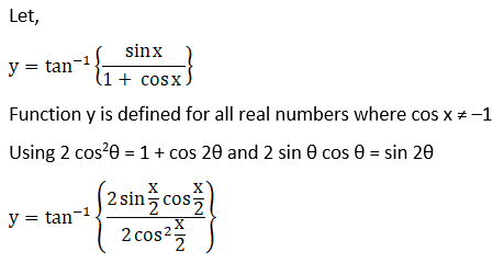 RD Sharma Solutions for Class 12 Maths Chapter 11 Diffrentiation Image 188