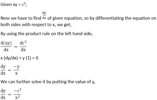 RD Sharma Solutions for Class 12 Maths Chapter 11 Diffrentiation Image 196