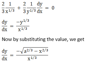 RD Sharma Solutions for Class 12 Maths Chapter 11 Diffrentiation Image 199