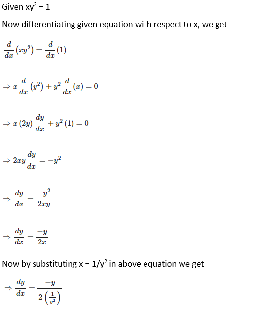 RD Sharma Solutions for Class 12 Maths Chapter 11 Diffrentiation Image 225