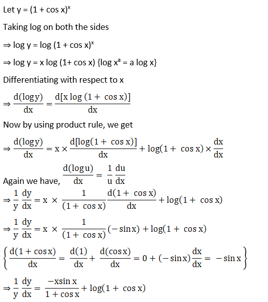 RD Sharma Solutions for Class 12 Maths Chapter 11 Diffrentiation Image 232