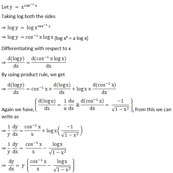 RD Sharma Solutions for Class 12 Maths Chapter 11 Diffrentiation Image 235