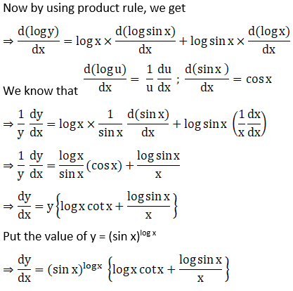 RD Sharma Solutions for Class 12 Maths Chapter 11 Diffrentiation Image 244