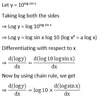 RD Sharma Solutions for Class 12 Maths Chapter 11 Diffrentiation Image 245
