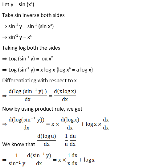 RD Sharma Solutions for Class 12 Maths Chapter 11 Diffrentiation Image 252
