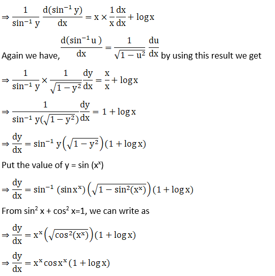 RD Sharma Solutions for Class 12 Maths Chapter 11 Diffrentiation Image 253