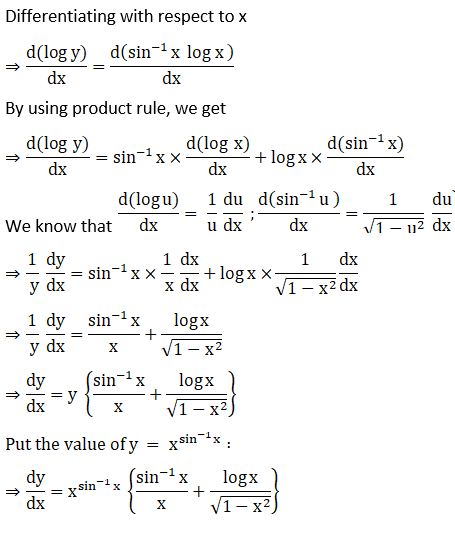 RD Sharma Solutions for Class 12 Maths Chapter 11 Diffrentiation Image 258