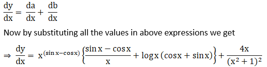 RD Sharma Solutions for Class 12 Maths Chapter 11 Diffrentiation Image 272