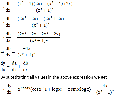 RD Sharma Solutions for Class 12 Maths Chapter 11 Diffrentiation Image 277