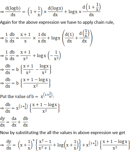 RD Sharma Solutions for Class 12 Maths Chapter 11 Diffrentiation Image 290