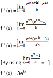 RD Sharma Solutions for Class 12 Maths Chapter 11 Diffrentiation Image 3