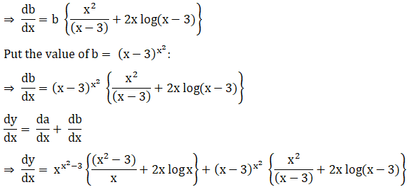 RD Sharma Solutions for Class 12 Maths Chapter 11 Diffrentiation Image 304
