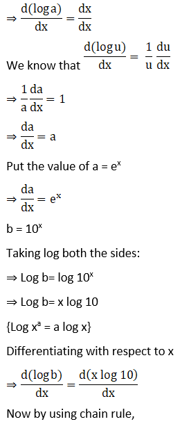 RD Sharma Solutions for Class 12 Maths Chapter 11 Diffrentiation Image 306