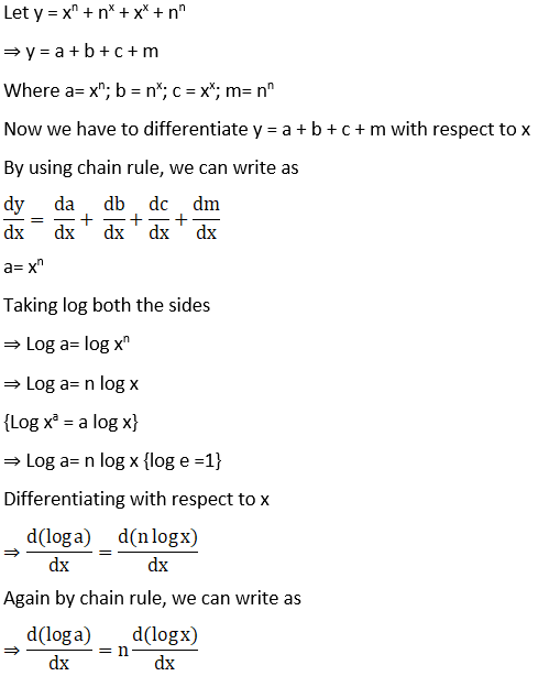 RD Sharma Solutions for Class 12 Maths Chapter 11 Diffrentiation Image 310
