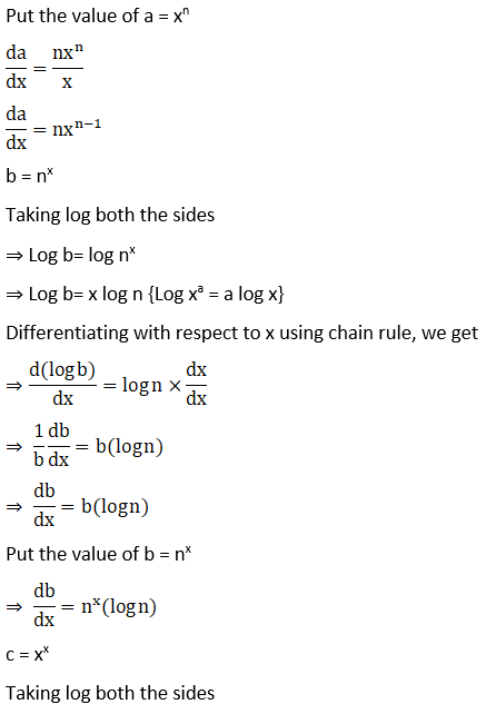 RD Sharma Solutions for Class 12 Maths Chapter 11 Diffrentiation Image 312