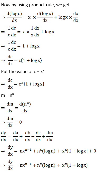 RD Sharma Solutions for Class 12 Maths Chapter 11 Diffrentiation Image 314