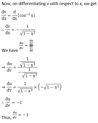 RD Sharma Solutions for Class 12 Maths Chapter 11 Diffrentiation Image 378