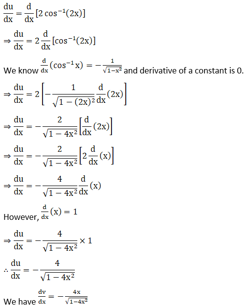 RD Sharma Solutions for Class 12 Maths Chapter 11 Diffrentiation Image 393