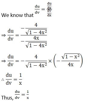 RD Sharma Solutions for Class 12 Maths Chapter 11 Diffrentiation Image 394