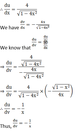 RD Sharma Solutions for Class 12 Maths Chapter 11 Diffrentiation Image 399
