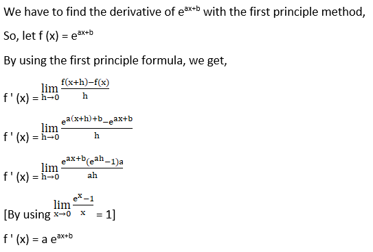 RD Sharma Solutions for Class 12 Maths Chapter 11 Diffrentiation Image 4